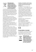 Sony BDV-N7100WL - BDV-N7100WL Istruzioni per l'uso Sloveno - Page 3