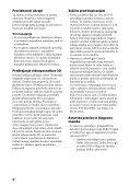 Sony BDV-N7100WL - BDV-N7100WL Istruzioni per l'uso Sloveno - Page 4