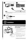 Sony DAV-X10 - DAV-X10 Istruzioni per l'uso Ceco - Page 6
