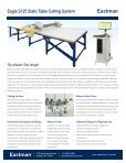 Eastman Automated Cutting Systems - Page 6