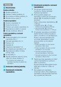 Sony DAV-LF1H - DAV-LF1H Istruzioni per l'uso Slovacco - Page 4