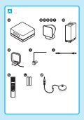 Sony DAV-IS10 - DAV-IS10 Istruzioni per l'uso Slovacco - Page 5