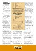 VERLEGE- und EInBAuHInWEISE - Stone Collection - Seite 4