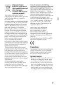 Sony BDV-N9100WL - BDV-N9100WL Guida di riferimento Sloveno - Page 3