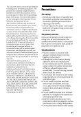 Sony BDV-N9100WL - BDV-N9100WL Guida di riferimento Sloveno - Page 7
