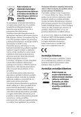 Sony BDV-E6100 - BDV-E6100 Istruzioni per l'uso Lettone - Page 3