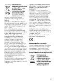 Sony BDV-E6100 - BDV-E6100 Istruzioni per l'uso Sloveno - Page 3
