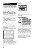 Sony BDV-E6100 - BDV-E6100 Istruzioni per l'uso Croato - Page 2