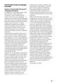 Sony BDV-E6100 - BDV-E6100 Istruzioni per l'uso Croato - Page 7