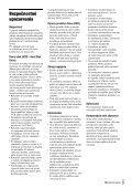 Sony DAR-X1R - DAR-X1R Istruzioni per l'uso Slovacco - Page 3