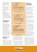 VERLEGE- und EInBAuHInWEISE - Stone Collection - Seite 5