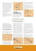VERLEGE- und EInBAuHInWEISE - Stone Collection - Seite 6