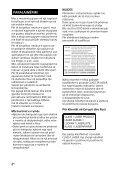 Sony BDV-N7200W - BDV-N7200W Istruzioni per l'uso Albanese - Page 2
