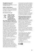 Sony BDV-N7200W - BDV-N7200W Istruzioni per l'uso Albanese - Page 3