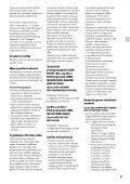 Sony BDV-N990W - BDV-N990W Guida di riferimento Bosniaco - Page 3