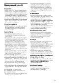 Sony BDV-N990W - BDV-N990W Guida di riferimento Bosniaco - Page 7
