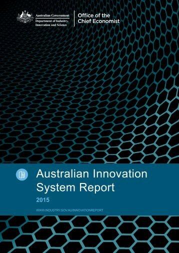 Australian Innovation System Report
