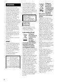 Sony BDV-N890W - BDV-N890W Guida di riferimento Croato - Page 2