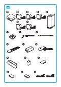 Sony DAV-IS50 - DAV-IS50 Istruzioni per l'uso Ceco - Page 4