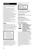 Sony BDV-N9100W - BDV-N9100W Istruzioni per l'uso Croato - Page 2