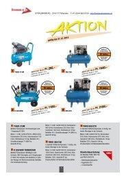 Aktions Druckluft Katalog 2012