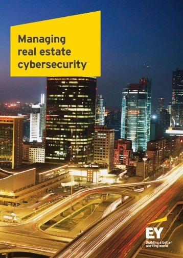 Managing real estate cybersecurity