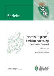 Info Bericht - WIN - Steiermark