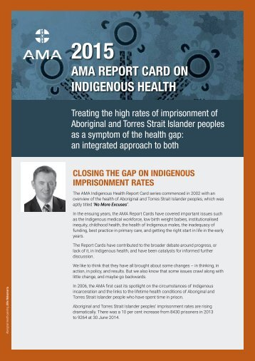 2015 Report Card on Indigenous Health_0