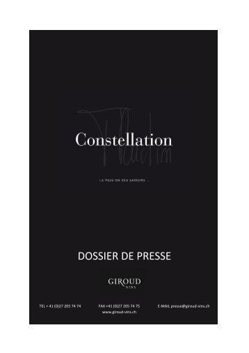 Dans sa moderne cathédrale du vin, Dominique ... - Giroud Vins