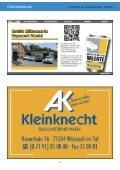 SV Unterweissach - SC Korb - Seite 6