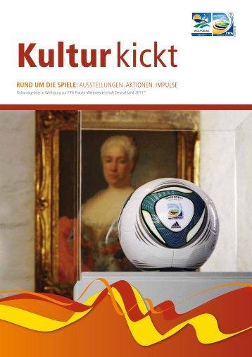 Rund um die Spiele: Ausstellungen . Aktionen . impulse - Wolfsburg