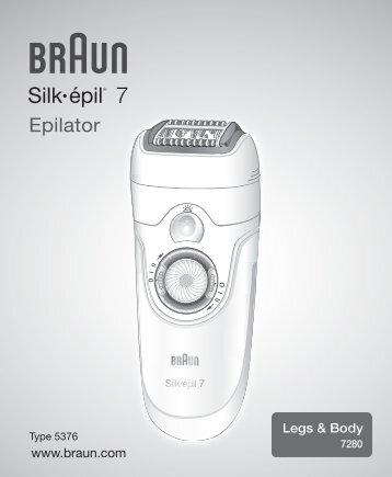 Epilatore Braun Silk-Epil xpressous se 7280