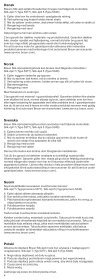 Braun Silk-épil 5-SE 5180, 5185, 5270, 5280, 5380, 5580, 5780, 5-329 - Silk-épil 5&7, 711 DE, UK, FR, ES, PT, IT, NL, DK, NO, SE, FI, PL, CZ, SK, HU, SI, RS, TR, RO, MD, GR, LT, LV, EE, BA, MK, BG, RU, UA, ARAB, 日本語 - Page 4