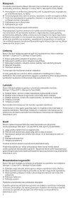 Braun Silk-épil 5-SE 5180, 5185, 5270, 5280, 5380, 5580, 5780, 5-329 - Silk-épil 5&7, 711 DE, UK, FR, ES, PT, IT, NL, DK, NO, SE, FI, PL, CZ, SK, HU, SI, RS, TR, RO, MD, GR, LT, LV, EE, BA, MK, BG, RU, UA, ARAB, 日本語 - Page 7