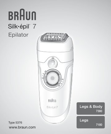 Epilatore di mercato Braun