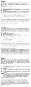 Braun Silk-épil 5-SE 5180, 5185, 5270, 5280, 5380, 5580, 5780, 5-329 - Silk-épil 5&7, 721 DE, UK, FR, ES, PT, IT, NL, DK, NO, SE, FI, PL, CZ, SK, HU, SI, RS, TR, RO, MD, GR, LT, LV, EE, BA, MK, BG, RU, UA, ARAB, 日本語 - Page 3