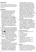 Braun Braun Lighted Tweezer (Silk-épil 5, 5390)-Braun Lighted Tweezer - 5-511, 5-531, 5-541, Silk-épil 5 DE, UK, FR, ES, PT, IT, NL, DK, NO, SE, FI, PL, CZ, SK, HU, HR, SI, TR, RO, GR, BG, RU, UA, ARAB - Page 6