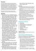 Braun Professional Care 3000 Oxyjet+, Professional Care 1000 Oxyjet+, Professional Care Oxyjet, Professional Care 8000 OxyJet, Professional Care OxyJet Center-MD19, OC19, MD20, OC20 - Professional Care OxyJet DE, UK, FR, ES, PT, IT, NL, GR - Page 4