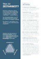"""Folder """"Ihr Weg in die Zeitarbeit"""" - Seite 2"""