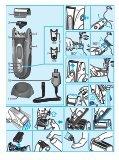 Braun Series 3, Contour-350, 360, 5873, 5874 - 380, 370, 360, Contour Series CHIN, UK - Page 2