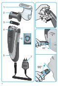 Braun Series 1, FreeControl-180 (for RU only),190, 190s-1, 1775 - 190s-1, 170s-1, Series 1 UK, LT, LV, EE - Page 3