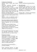Braun BodyCruZer, CruZer5 Body, CruZer6 Body-B30, B35, B50, B55 - cruZer5 body, cruZer6 body RO - Page 6