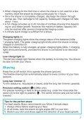 Braun Series 3 wet&dry-380s-4, 3040, 3045, 3080 - 380s-4, 340s-4, Series 3 UK, LT, LV, EE - Page 6