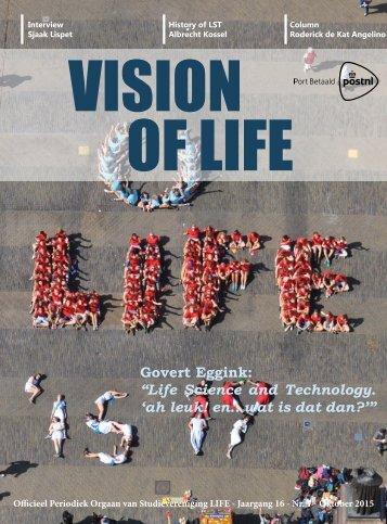Vision of LIFE - Jaargang 16 - Nr. 1
