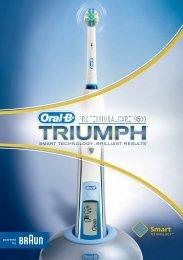 Braun Professional Care 9000 Triumph, Professional Care 9400 Triumph, Professional Care 9500 Triumph-D25.500 - Triumph Professional Care 9500 UK, DE, FR, IT, GR