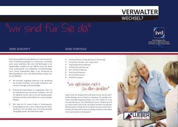 W16 - Flyer - Hausverwaltung