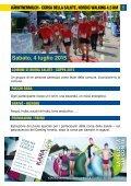 CORSA DEL LAGO DI FAAK - Page 5