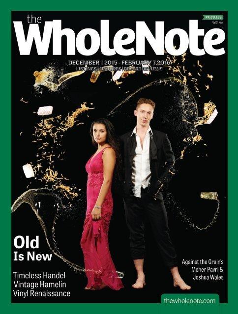 Volume 21 Issue 4 December 2015 January 2016
