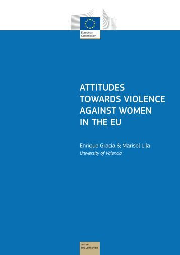 ATTITUDES TOWARDS VIOLENCE AGAINST WOMEN IN THE EU