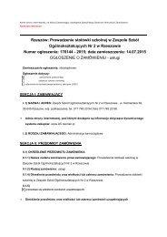 Pobierz plik ogłoszenie.pdf - Resman.pl